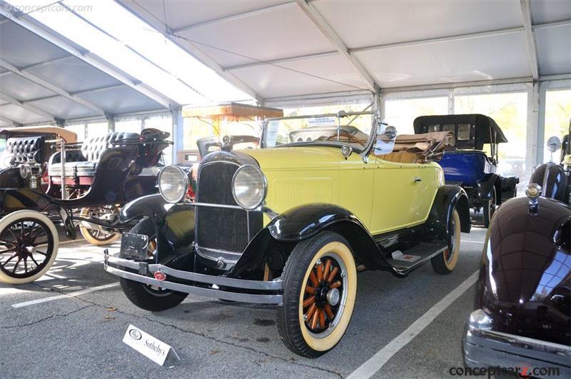 1929 Whippet Model 96A