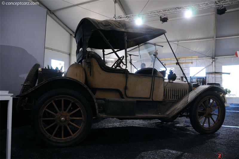 1912 White Model Thirty