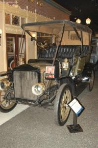 1909 White Model O