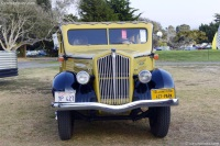 1937 White Model 706.  Chassis number 202786