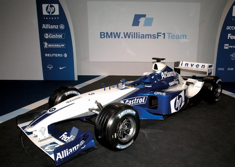 Ralf Schumacher Formula 1