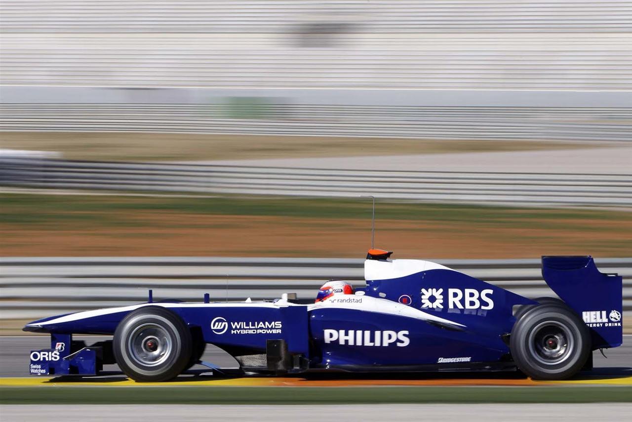 2010 Williams FW32 Cosworth