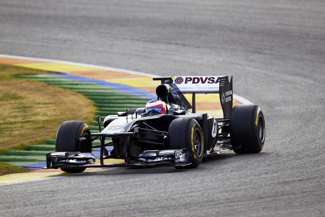 2011 Williams FW33