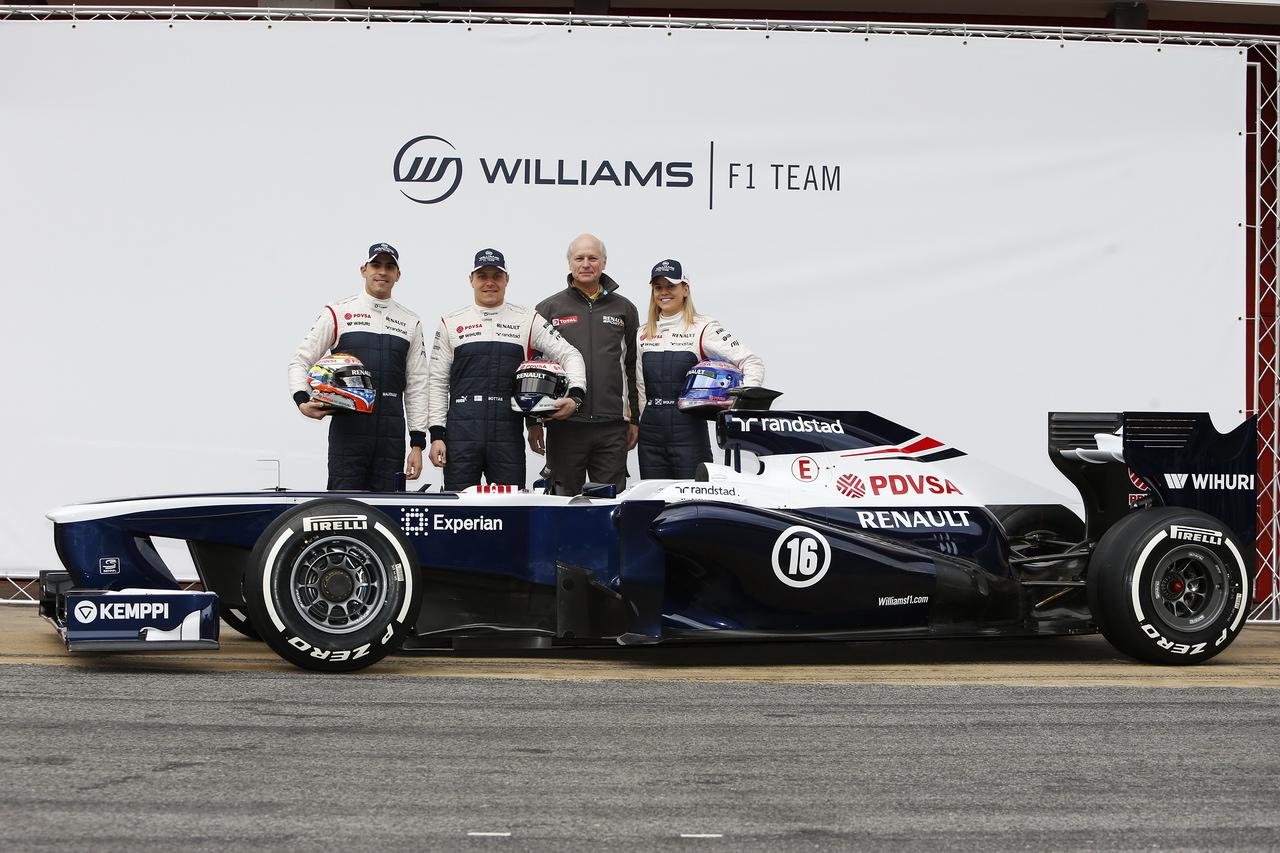 Williams F Car