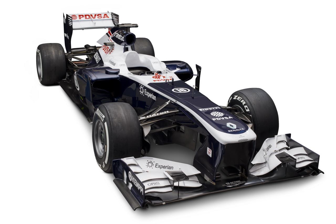2013 Williams FW35