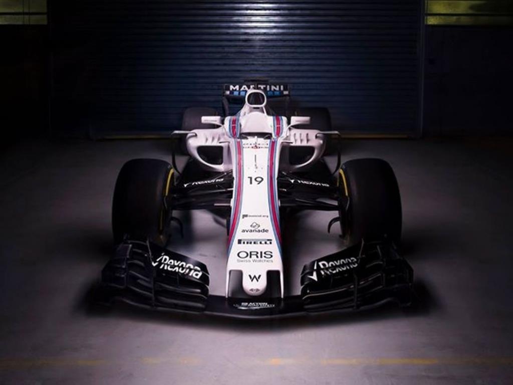 2017 Williams FW40