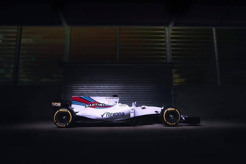 2017 Williams FW40