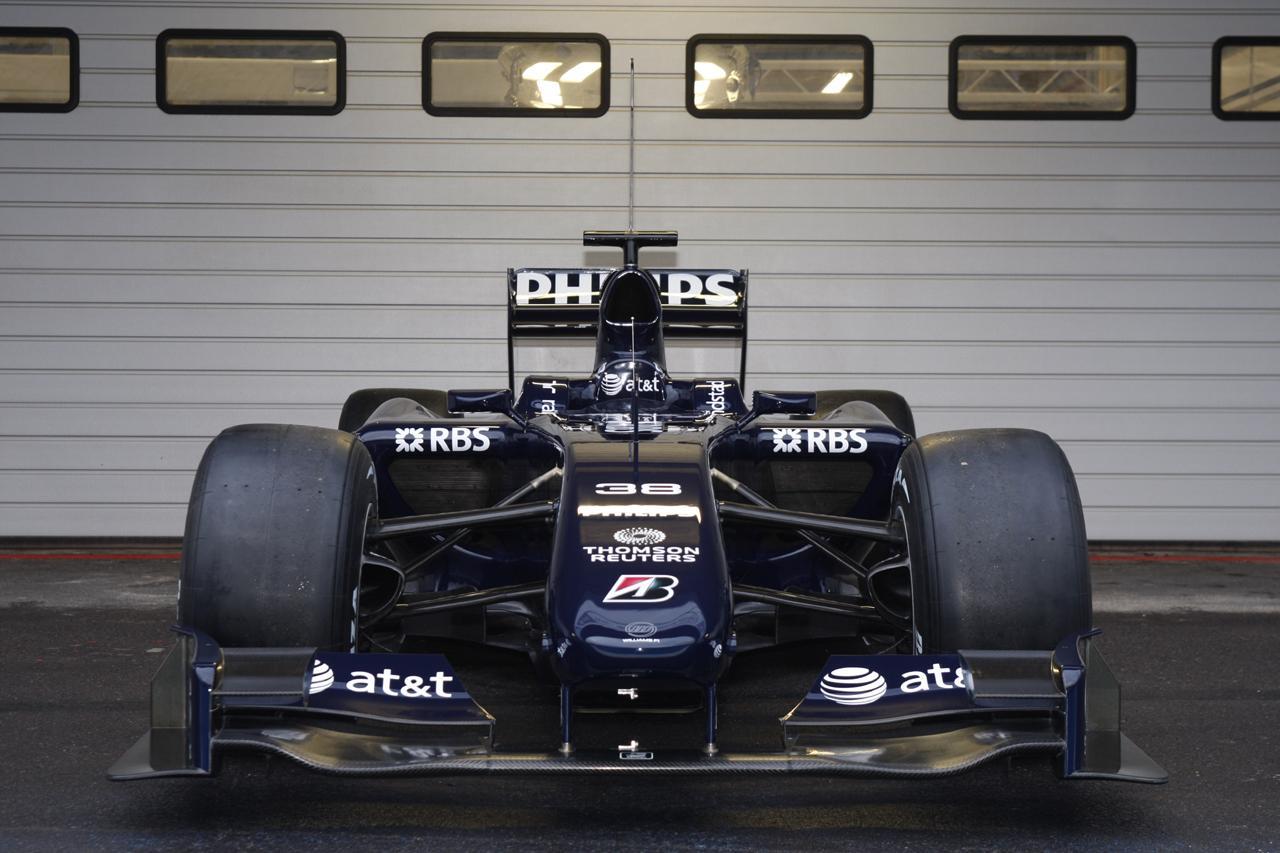 2009 Williams FW31 Toyota