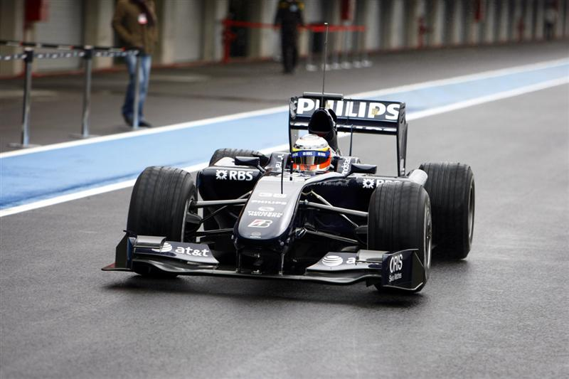 2009 Williams FW31 Toyota