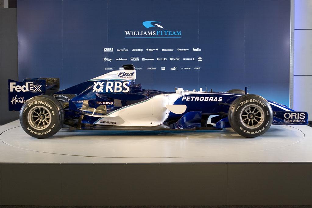 2006 Williams FW28