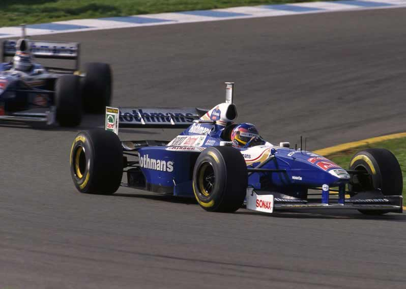1997 Williams Fw19 History Pictures Sales Value