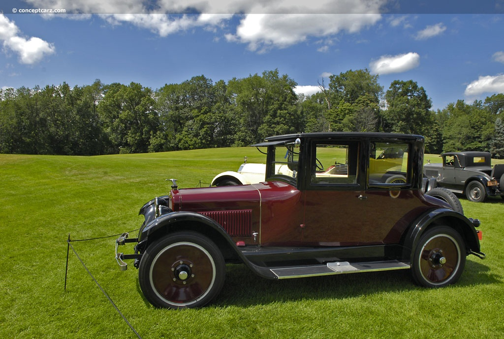 Concours D Elegance >> 1922 Wills Sainte Claire A68 Image. Photo 18 of 19