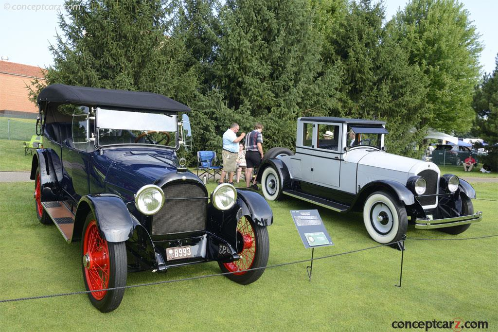 1919 Willys Knight Model 88 8 Conceptcarz Com