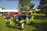 1930 Willys Knight Model 66B