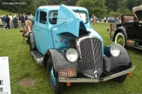 1933 Willys Model 77 image.