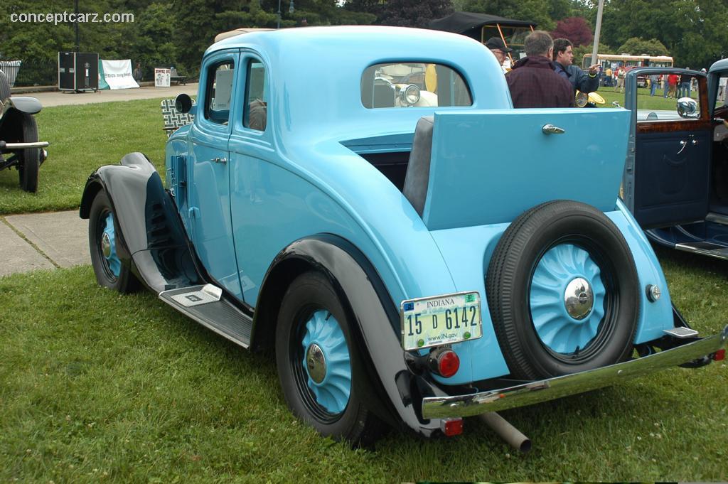 1933 Willys Model 77