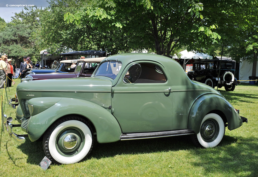 1939 Willys Model 48 Image