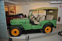 1946 Willys Overland Jeep CJ-2A image.