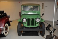 1946 Willys Overland Jeep CJ-2A thumbnail image