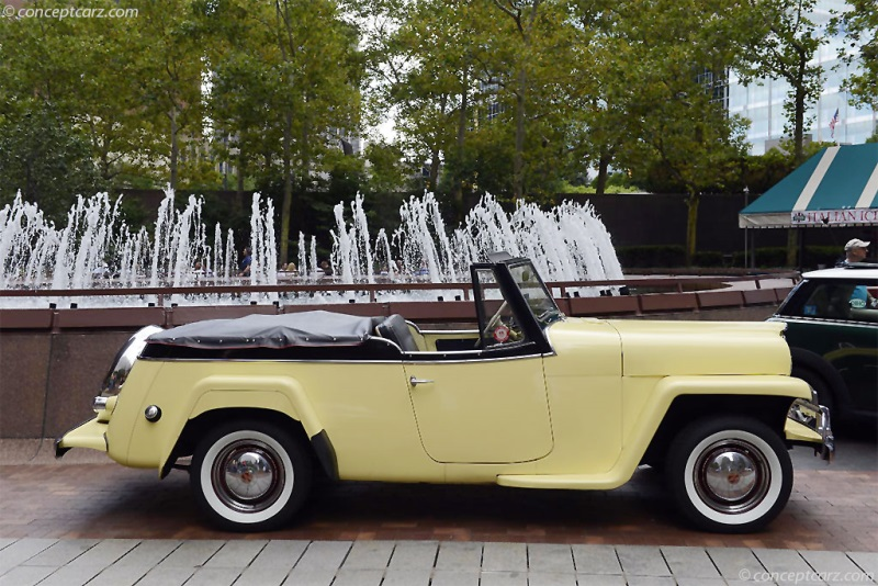 Willys Jeepster pictures and wallpaper