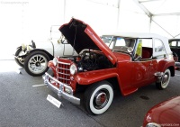 1950 Willys Jeepster thumbnail image