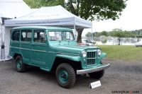 1960 Willys Jeep image.