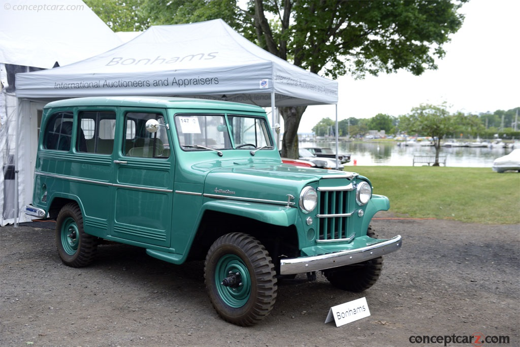1960 Willys Jeep History Pictures Sales Value Research And News