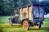 1916 Winton Hearse