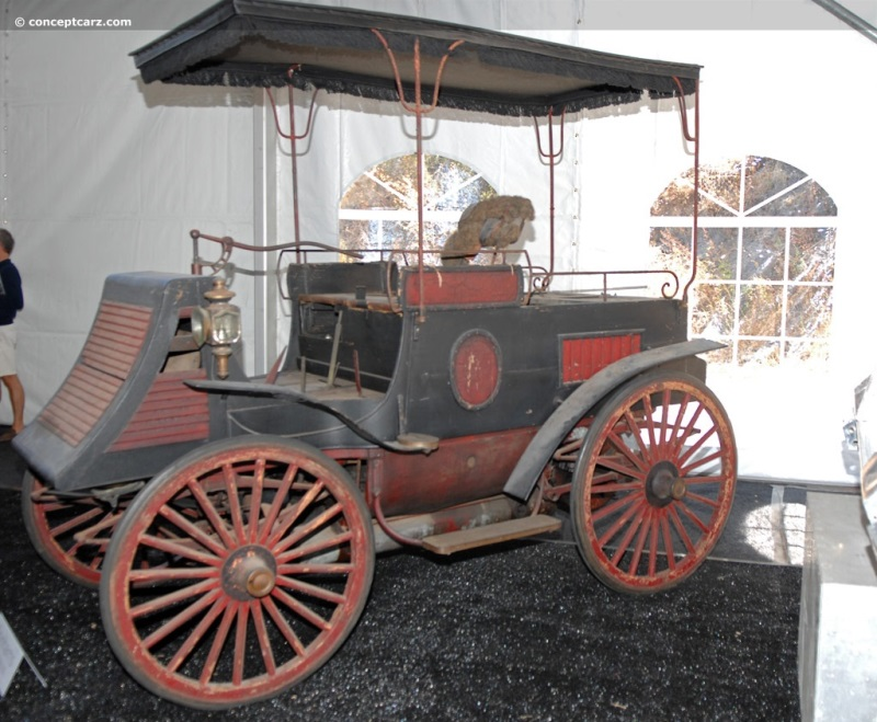 1899 Worth Dog Cart pictures and wallpaper