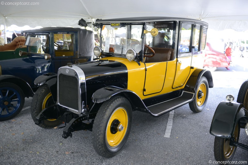 1923 Yellow Cab Model A-2