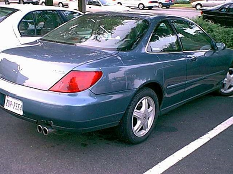 1997 Acura CL pictures and wallpaper