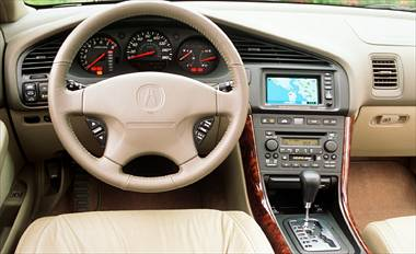 2000 Acura TL History, Pictures, Sales Value, Research and News
