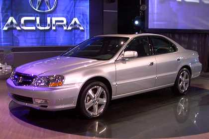 Acura TL TypeS Pictures History Value Research News - 2005 acura tl type s specs