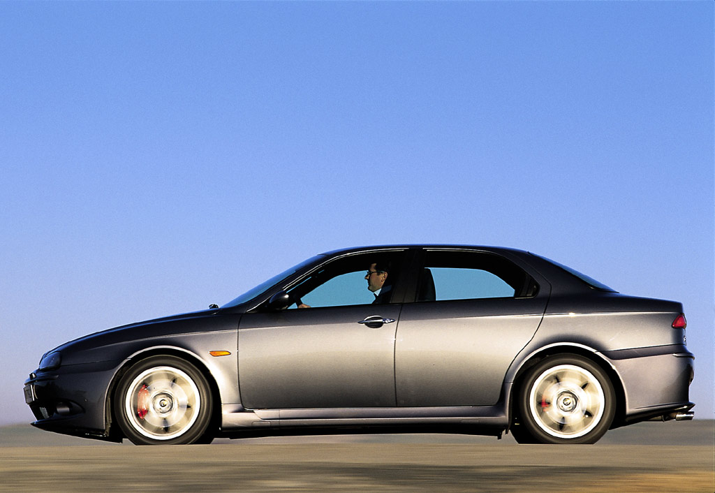 2001 Alfa Romeo 156 Gta Wallpaper And Image Gallery