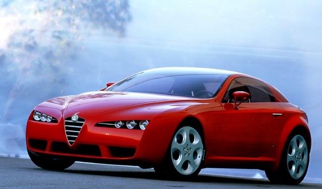 2002 Alfa Romeo Brera Concept Image Https Www