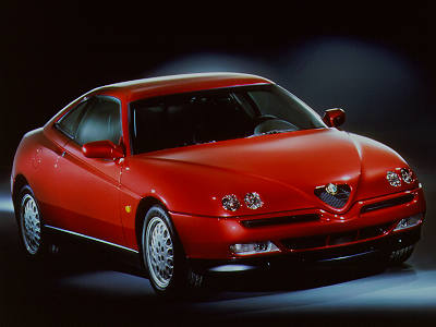 1998 Alfa Romeo Gtv History Pictures Sales Value