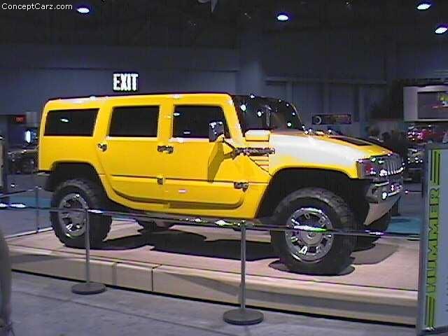 Hummer Car Prix