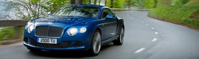 Bentley Sales Leap By A Third