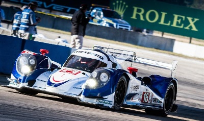 ENDURANCE RACING FROM A DRIVER'S PERSPECTIVE