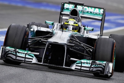 Mercedes-Benz Motorsports Selection 2013: All set for the new Formula 1 season