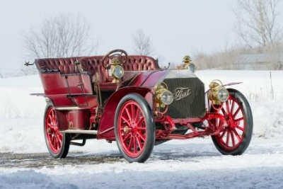 RM To Sell Magnificent 1905 Fiat 60HP