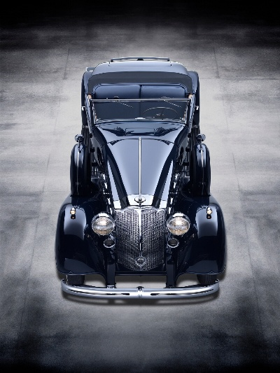 2012 Keeneland Concours d'Elegance Features Packard Automobiles