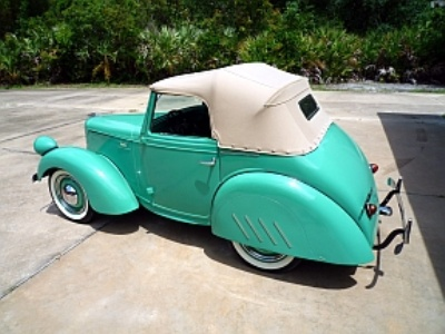 Classic Motorcar Auctions to Offer Vehicles, Memorabilia From William A.C. Pettit III Collection