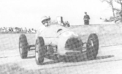 1951 Italian Grand Prix: Promising Result Left Unfilfilled