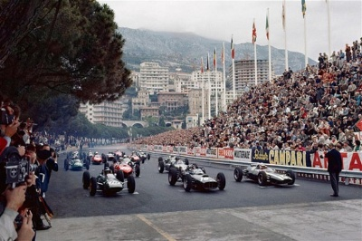 1962 Monaco Grand Prix: McLaren Carries the Cooper Flag back to the Top