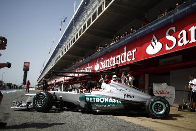 Spanish Grand Prix: Race