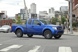 Nissan Frontier King Cab Named To Insure.Com's Annual 'Least Expensive To Insure' List