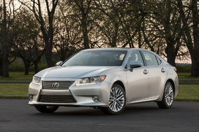 Toyota to Build Lexus ES 350 at Its Georgetown, Kentucky Plant