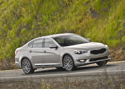 Kia Motors Announces Pricing For All-New 2014 Cadenza Premium Sedan