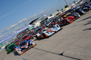 American Le Mans Series Kicks Off Mazda Raceway Season